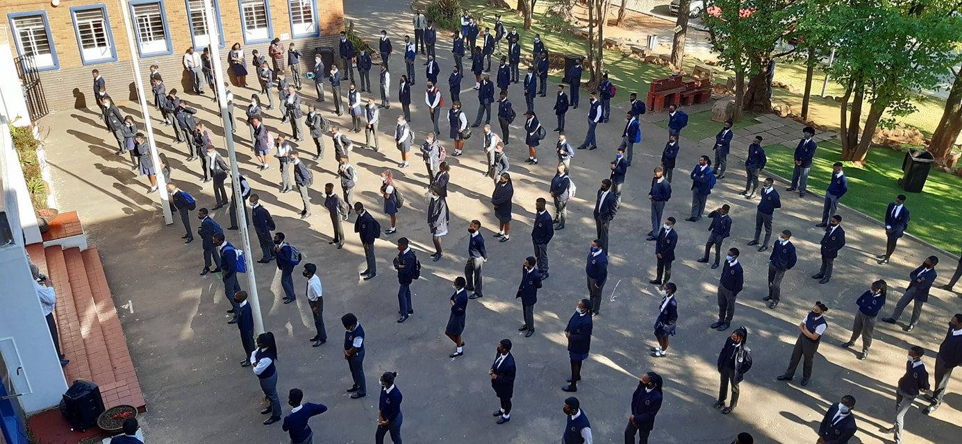 Schoolars at RTC