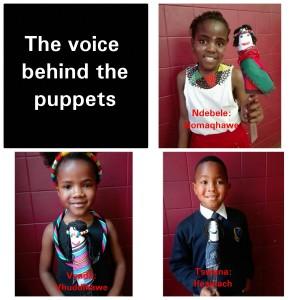 5 puppet